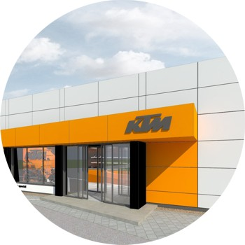 ktm store and service